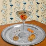 Martini on Table