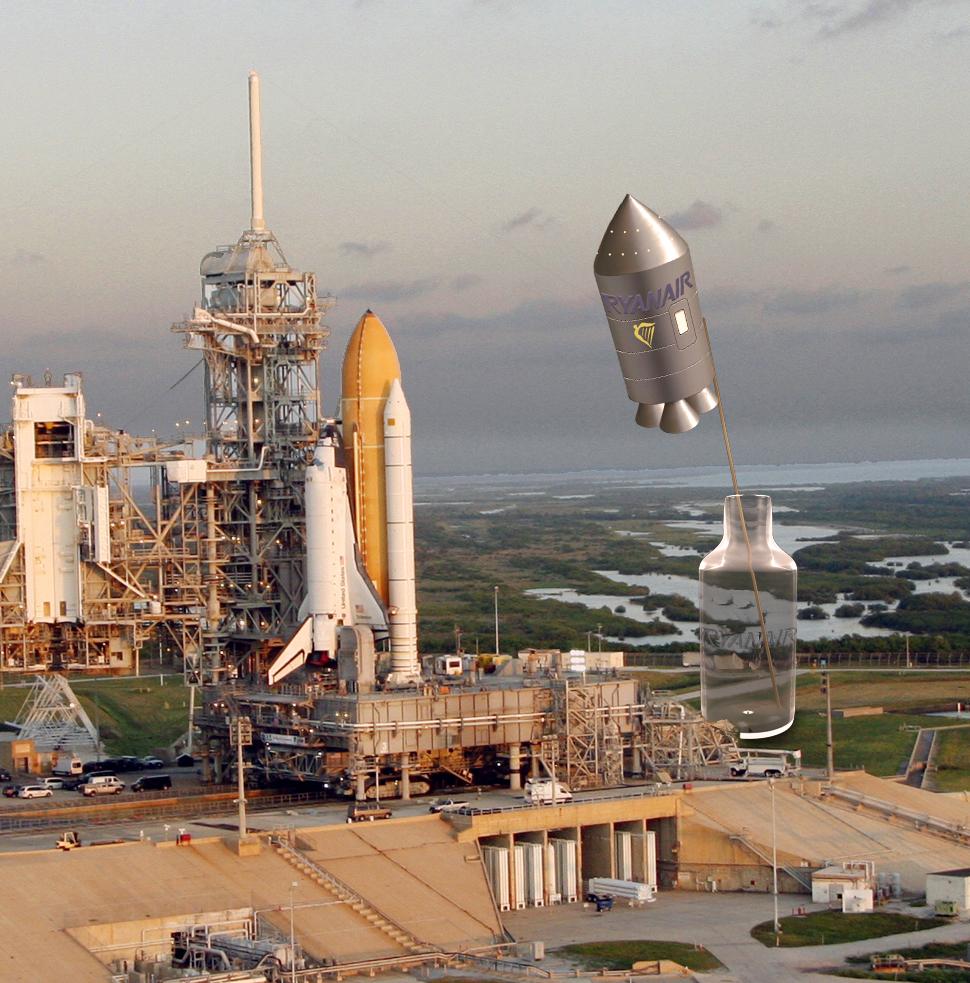 ryanair rocket