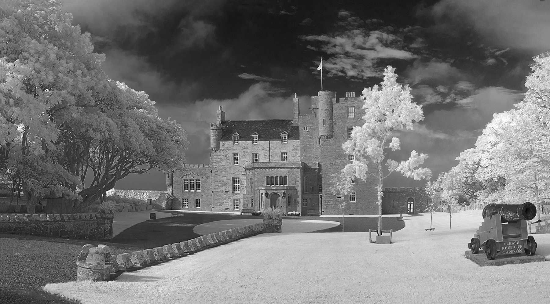 Castle of Mey 3641 - 3643