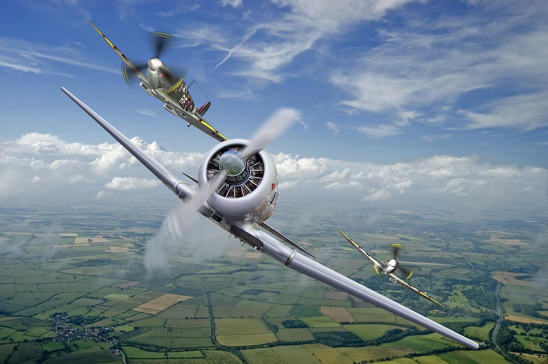 Harvard Spitfires small