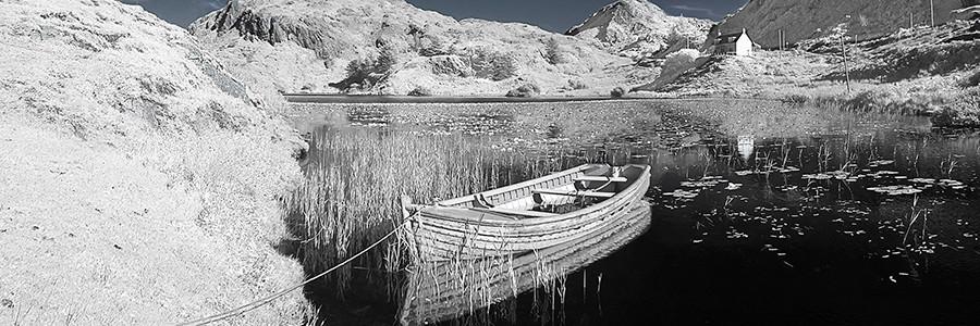 Boat at Tarbet 3573 – 3575