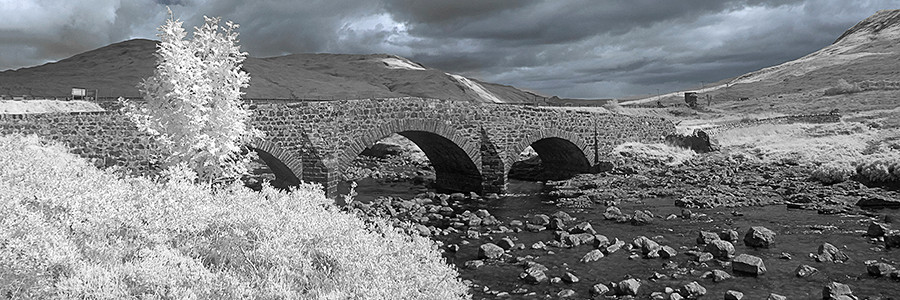 Bridge at Sligachan Skye 3429 – 3420