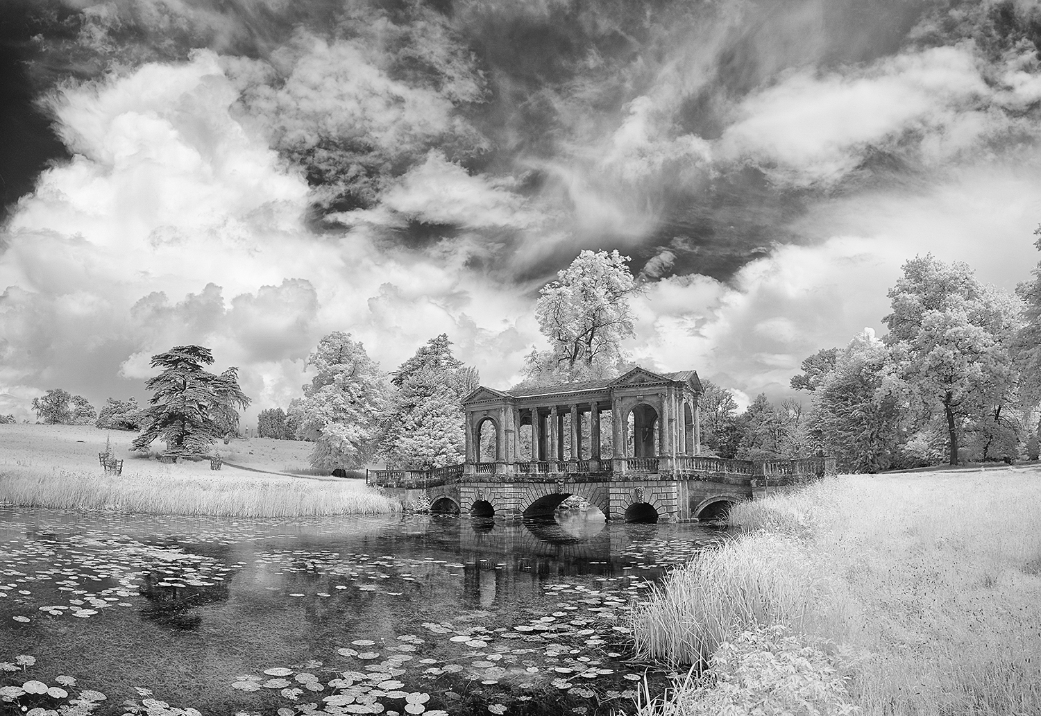 Palladian Bridge 2722 - 2724